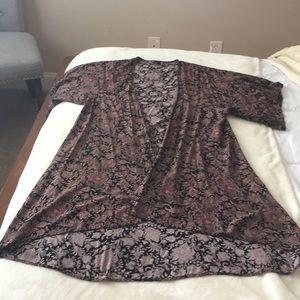 Ladies Windsor kimono